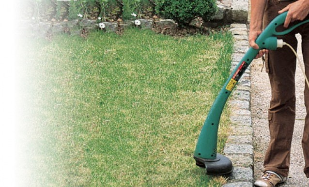 Les deux cat gories de coupe bordures jardinews - Batterie pour coupe bordure black et decker ...