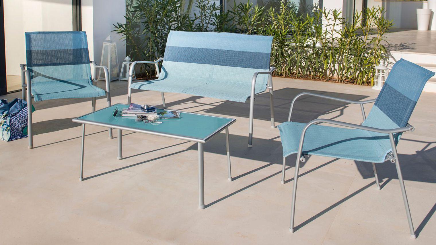 Table De Jardin En Fer Pas Cher. Gallery Of Salon De Jardin En Fer ...