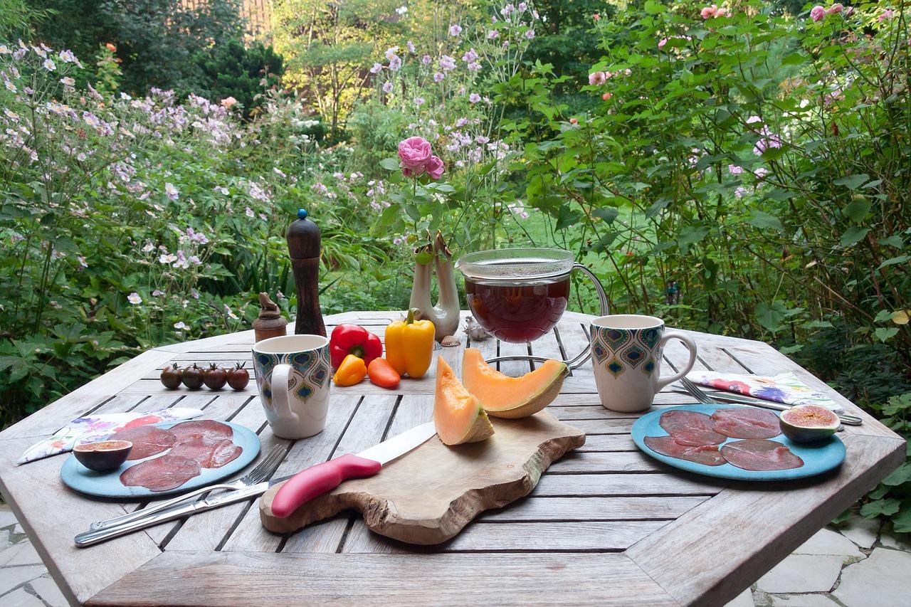 Comment cr er un beau jardin dans un petit espace - Comment faire un beau jardin potager ...